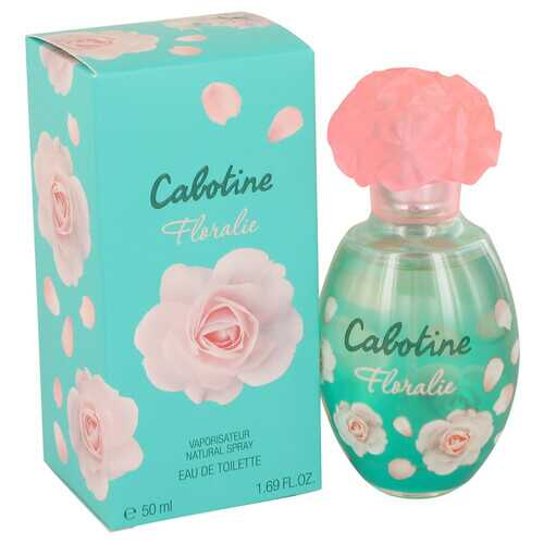Cabotine Floralie by Parfums Gres Eau De Toilette Spray 1.7 oz (Women)