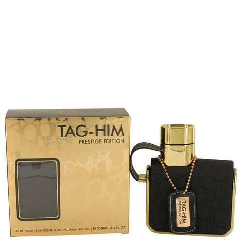 Armaf Tag Him Prestige by Armaf Eau De Toilette Spray 3.4 oz (Men)