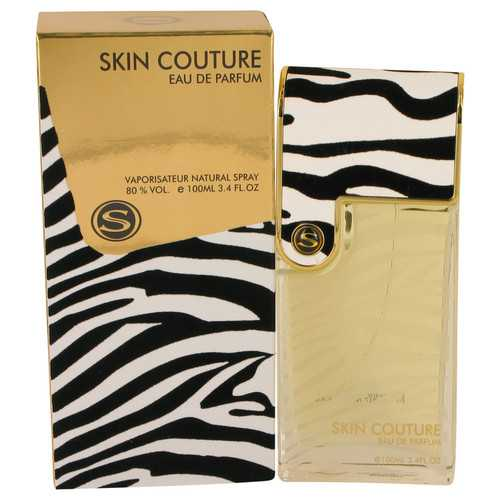 Armaf Skin Couture Gold by Armaf Eau De Parfum Spray 3.4 oz (Women)