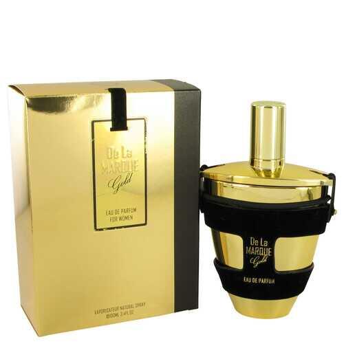 Armaf De La Marque Gold by Armaf Eau De Parfum Spray 3.4 oz (Women)