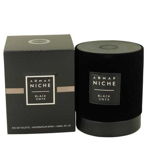Armaf Niche Black Onyx by Armaf Eau De Toilette Spray (Unisex) 3 oz (Women)