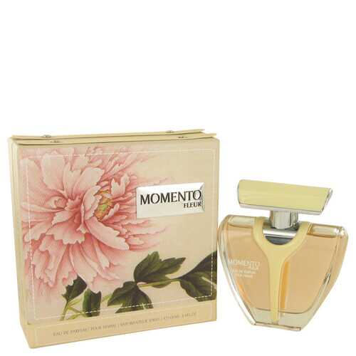 Armaf Momento Fleur by Armaf Eau De Parfum Spray 3.4 oz (Women)