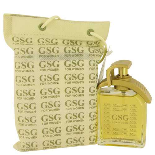 GSG by Franescoa Gentiex Eau DE Parfum Spray 3.4 oz (Women)