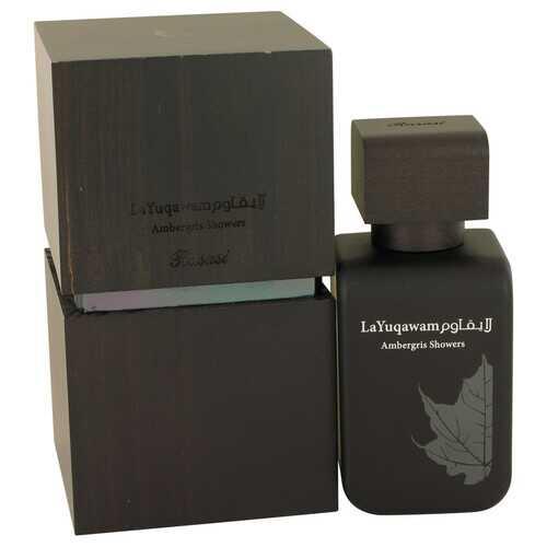 Ambergis Showers by Rasasi Eau De Parfum Spray 2.5 oz (Women)