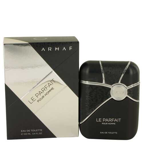 Armaf Le Parfait by Armaf Eau De Toilette Spray 3.4 oz (Men)