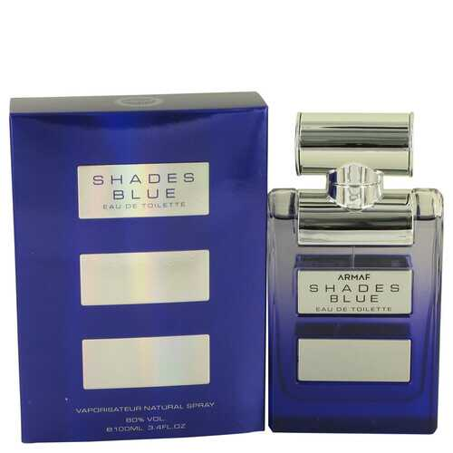 Armaf Shades Blue by Armaf Eau De Toilette Spray 3.4 oz (Men)