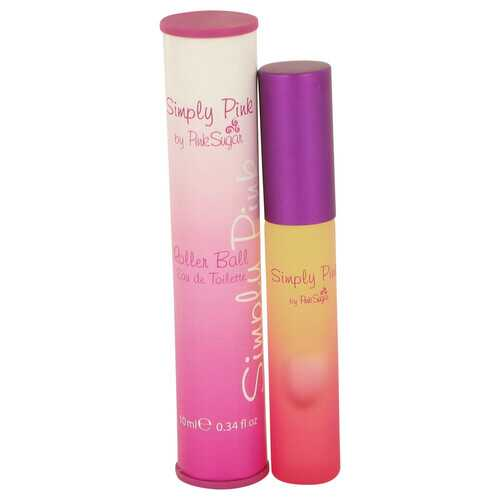 Simply Pink by Aquolina Mini EDT Roller Ball Pen .34 oz (Women)
