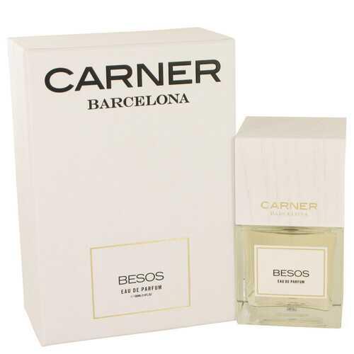 Besos by Carner Barcelona Eau De Parfum Spray 3.4 oz (Women)