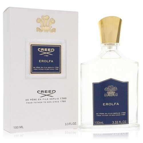 EROLFA by Creed Eau De Parfum Spray 3.4 oz (Men)