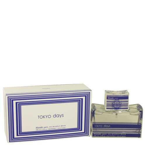 Tokyo Days by Masaki Matsushima Eau De Parfum Spray 2.7 oz (Women)