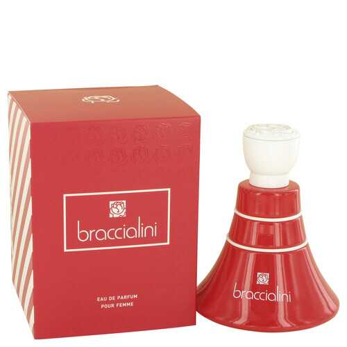 Braccialini Red by Braccialini Eau De Parfum Spray 3.4 oz (Women)