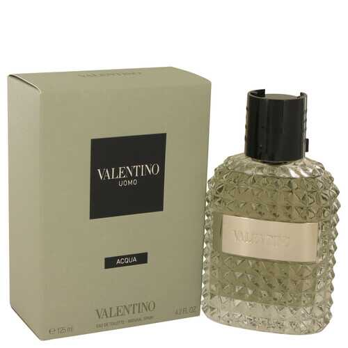 Valentino Uomo Acqua by Valentino Eau De Toilette Spray 4.2 oz (Men)