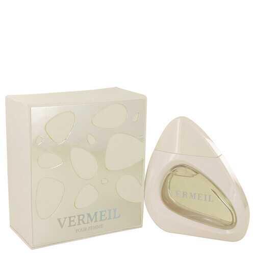 Vermeil Pour Femme by Vermeil Eau De Parfum Spray 3.4 oz (Women)
