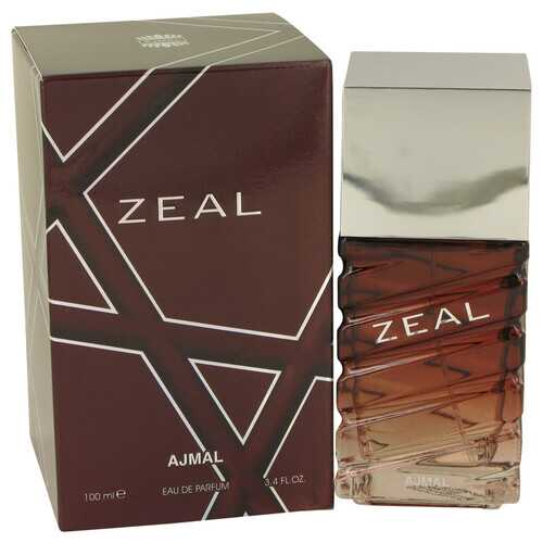 Ajmal Zeal by Ajmal Eau De Parfum Spray 3.4 oz (Men)