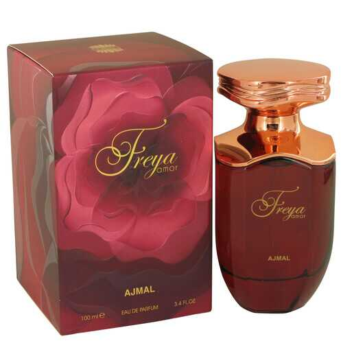 Freya Amor by Ajmal Eau De Parfum Spray 3.4 oz (Women)