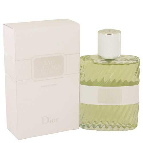 Eau Sauvage Cologne by Christian Dior Cologne Spray 3.4 oz (Men)