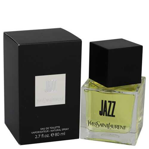 JAZZ by Yves Saint Laurent Eau De Toilette Spray 2.7 oz (Men)