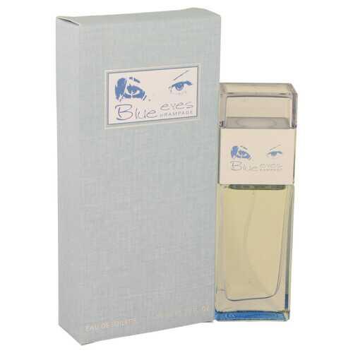 Blue Eyes by Rampage Eau De Toilette Spray 1 oz (Women)