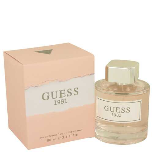 Guess 1981 by Guess Eau De Toilette Spray 3.4 oz (Women)