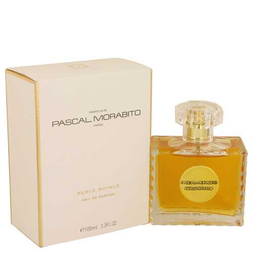 Perle Royale by Pascal Morabito Eau De Parfum Spray 3.4 oz (Women)