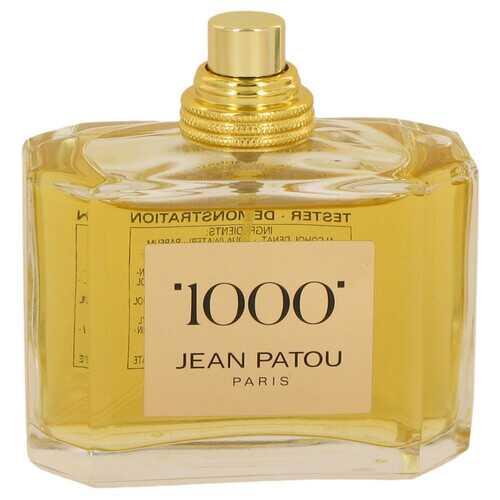 1000 by Jean Patou Eau De Toilette Spray (Tester) 2.5 oz (Women)