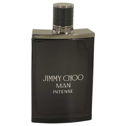 Jimmy Choo Man Intense by Jimmy Choo Eau De Toilette Spray (Tester) 3.3 oz (Men)