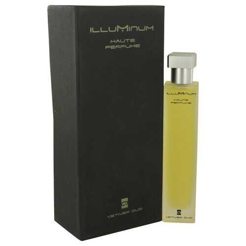 Illuminum Vetiver Oud by Illuminum Eau De Parfum Spray 3.4 oz (Women)