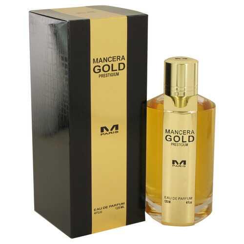 Mancera Gold Prestigium by Mancera Eau De Parfum Spray 4 oz (Women)