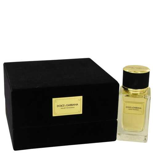 Dolce & Gabbana Velvet Patchouli by Dolce & Gabbana Eau De Parfum Spray 1.6 oz (Men)
