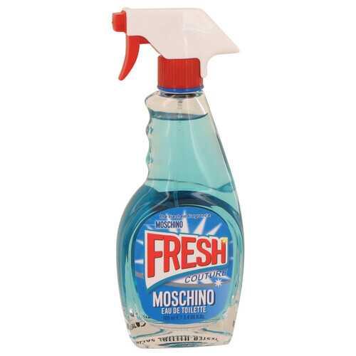 Moschino Fresh Couture by Moschino Eau De Toilette Spray (Tester) 3.4 oz (Women)