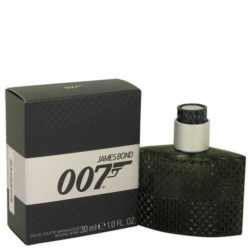 007 by James Bond Eau De Toilette Spray 1 oz (Men)