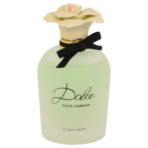 Dolce Floral Drops by Dolce & Gabbana Eau De Toilette Spray (Tester) 2.5 oz (Women)