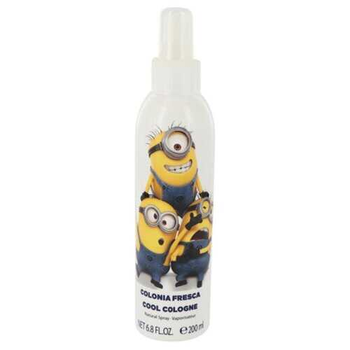 Minions Yellow by Minions Body Cologne Spray 6.8 oz (Men)