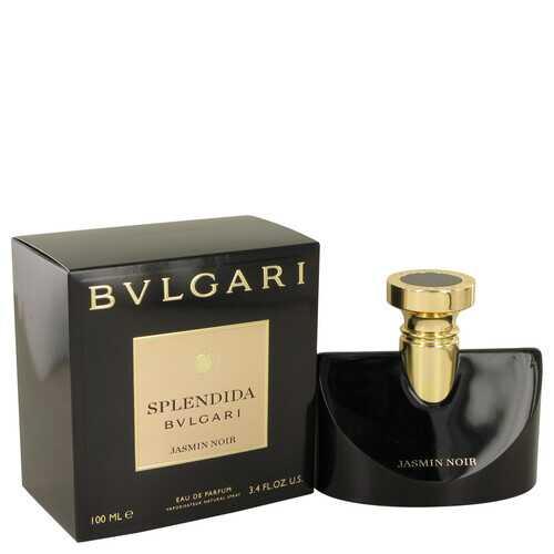 Bvlgari Splendida Jasmin Noir by Bvlgari Eau De Parfum Spray 3.4 oz (Women)
