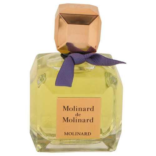 MOLINARD DE MOLINARD by Molinard Eau De Toilette Spray (Tester) 2.5 oz (Women)