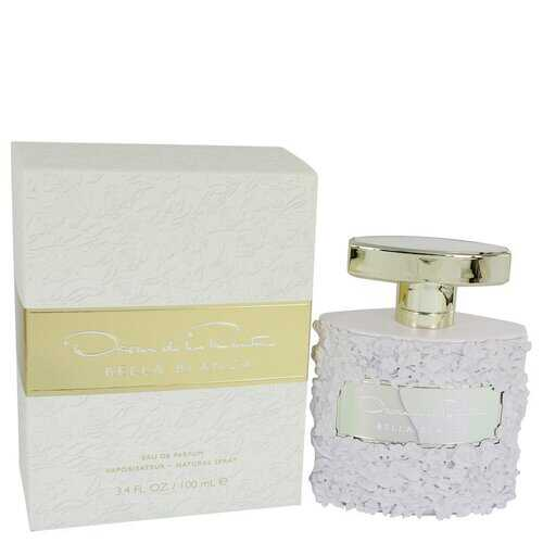 Bella Blanca by Oscar De La Renta Eau De Parfum Spray 3.4 oz (Women)