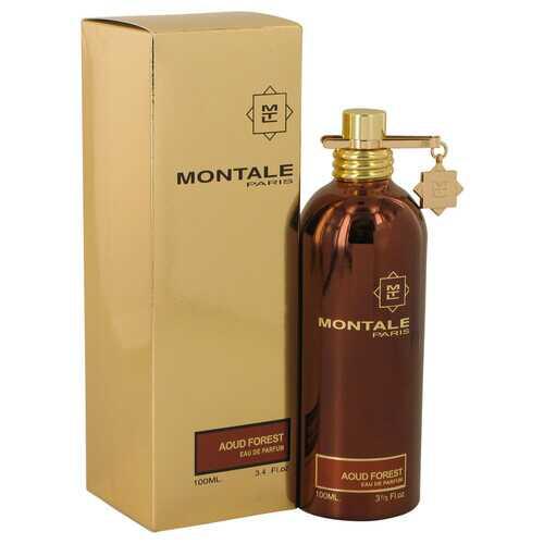 Montale Aoud Forest by Montale Eau De Parfum Spray (Unisex) 3.4 oz (Women)