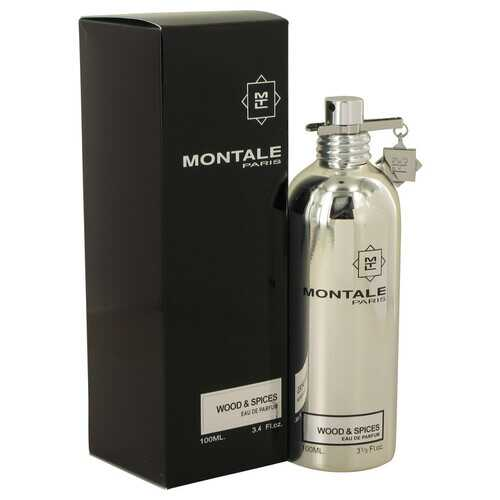 Montale Wood & Spices by Montale Eau De Parfum Spray 3.4 oz (Men)