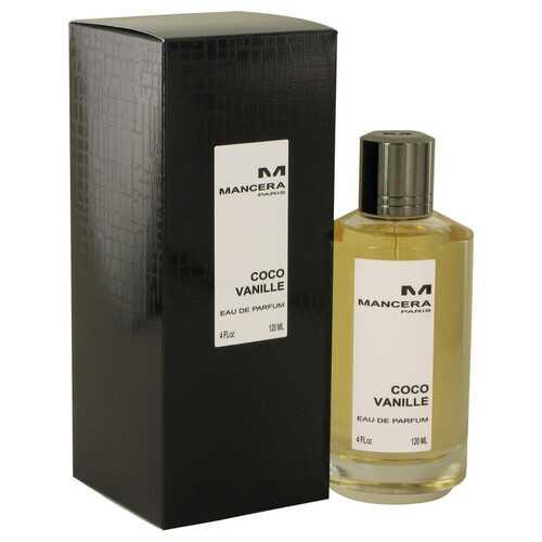 Mancera Coco Vanille by Mancera Eau De Parfum Spray (Unisex) 4 oz (Women)