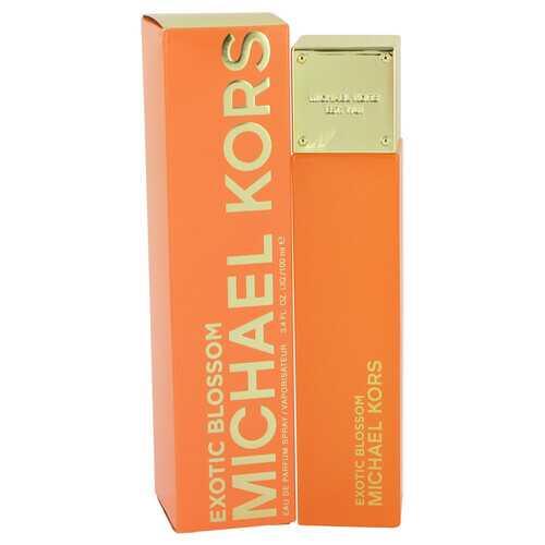 Michael Kors Exotic Blossom by Michael Kors Eau De Parfum Spray 3.4 oz (Women)