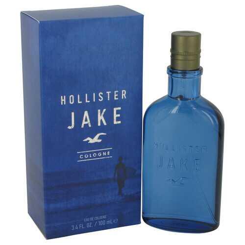 Hollister Jake Blue by Hollister Eau De Cologne Spray 3.4 oz (Men)