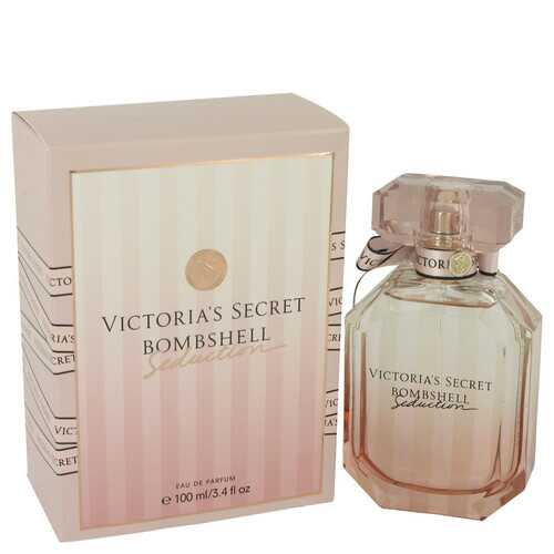 Bombshell Seduction by Victoria's Secret Eau De Parfum Spray 3.4 oz (Women)