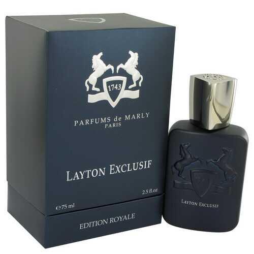 Layton Exclusif by Parfums De Marly Eau De Parfum Spray 2.5 oz (Men)