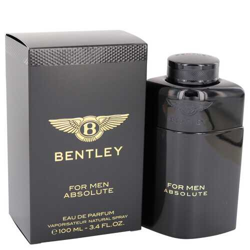 Bentley Absolute by Bentley Eau De Parfum Spray 3.4 oz (Men)