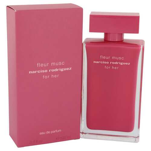 Narciso Rodriguez Fleur Musc by Narciso Rodriguez Eau De Parfum Spray 3.3 oz (Women)