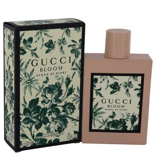 Gucci Bloom Acqua Di Fiori by Gucci Eau De Toilette Spray 3.4 oz (Women)