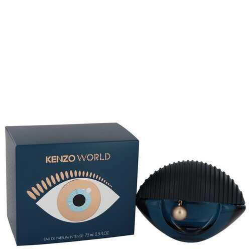 Kenzo World by Kenzo Eau De Parfum Intense Spray 2.5 oz (Women)