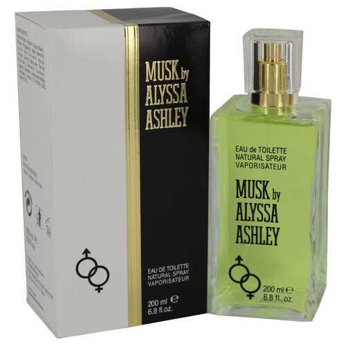 Alyssa Ashley Musk by Houbigant Eau De Toilette Spray 6.8 oz (Women)