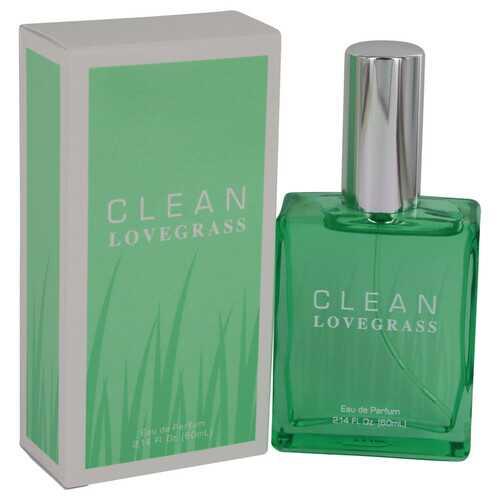 Clean Lovegrass by Clean Eau De Parfum Spray 2.14 oz (Women)