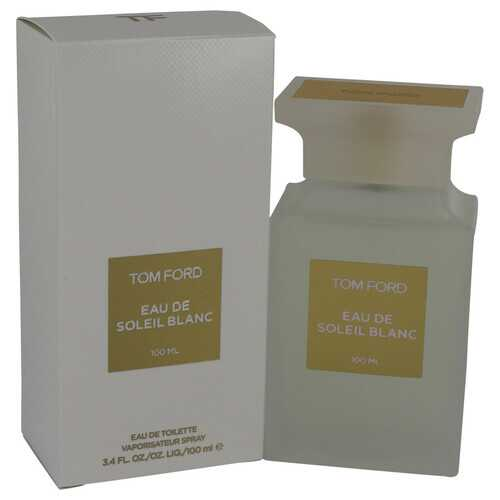 Tom Ford Eau De Soleil Blanc by Tom Ford Eau De Toilette Spray 3.4 oz (Women)